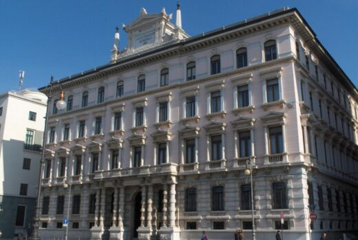 Generali sede Trieste