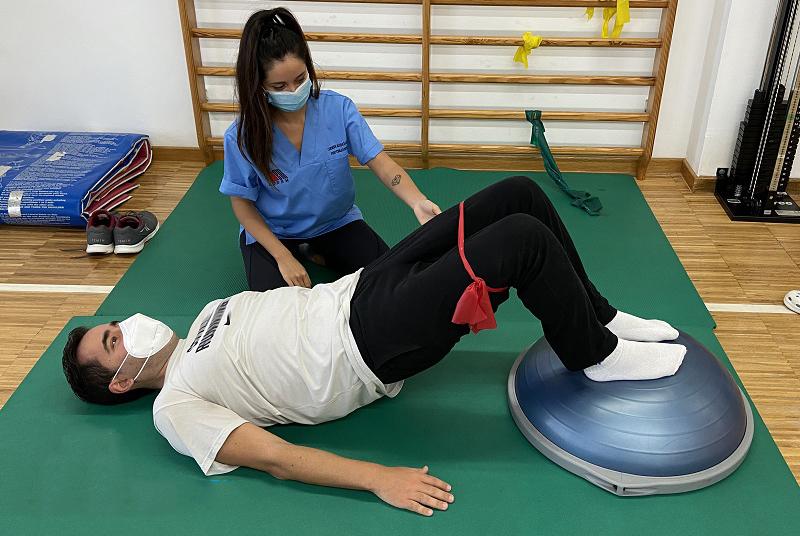 Programa Impulso_Fisioterapia en asociación AODEM
