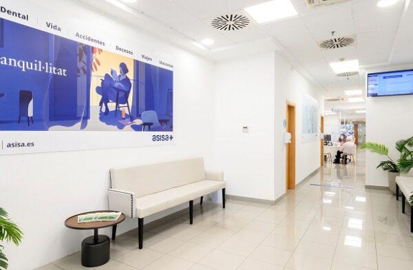 Asisa abre dos nuevas oficinas comerciales en Barcelona