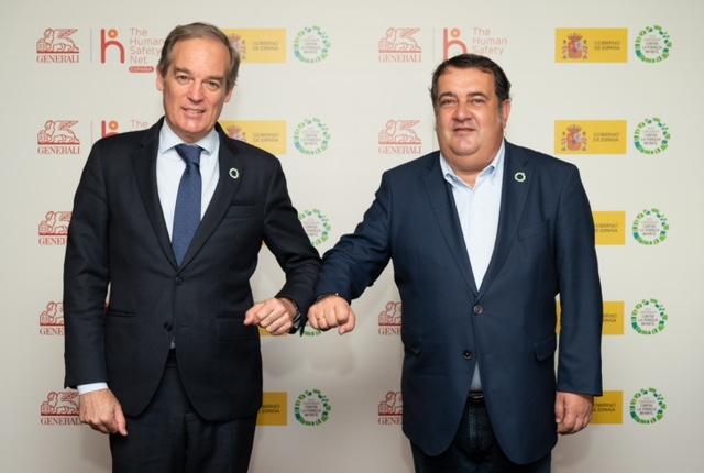 Santiago Villa y Ernesto Gasco
