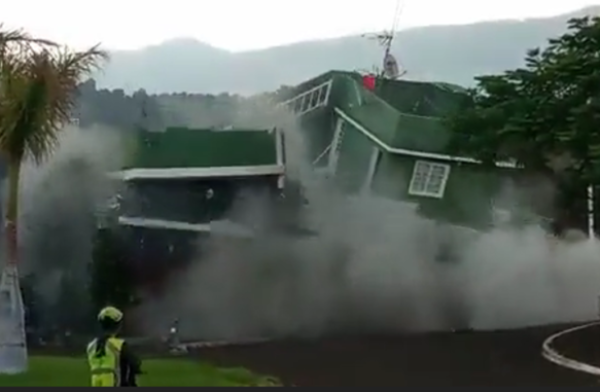 El Consorcio ha abonado 13,4 millones a asegurados afectados por la erupción volcánica en La Palma