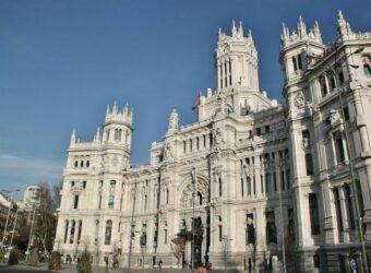 Madrid palacio telecomunicaciones