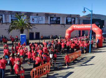 Seguros Bilbao patrocina la Carrera Solidaria de Getxo
